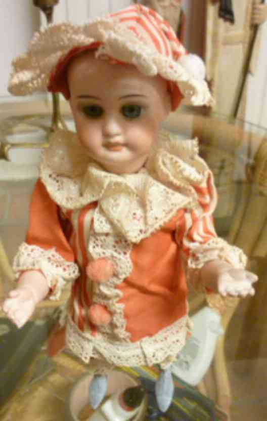 marseille armand 1894 doll bajazzo