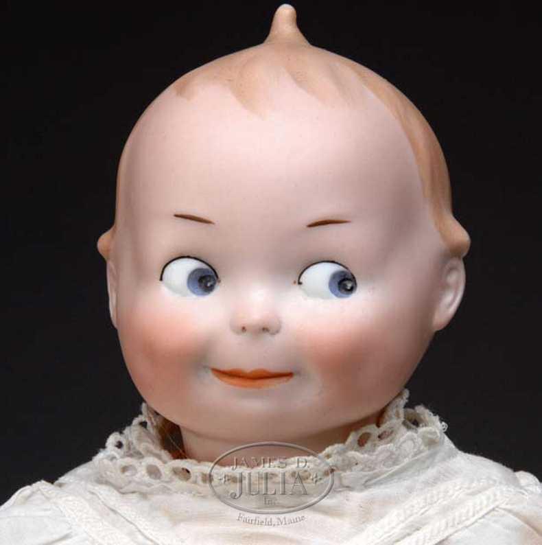 Marseille Armand 252 A0M Puppe Kewpie ähnliches Googly