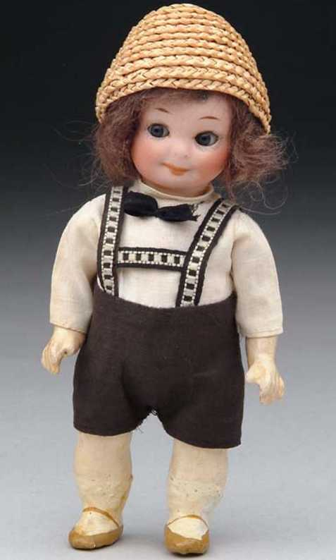 Marseille Armand 253 11/00 Puppe NOBBI Googly