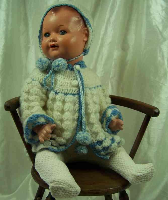 Marseille Armand 2542 7 1/2 Babypuppe