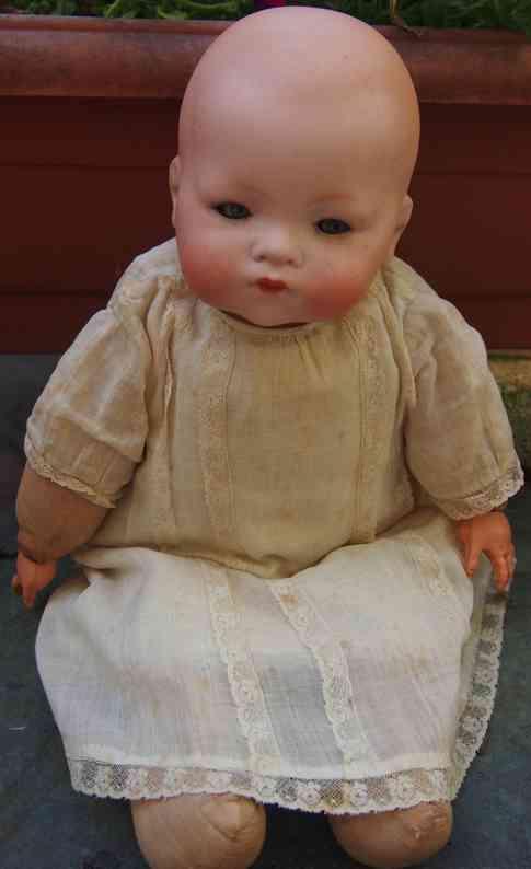 marseille armand 341/4  charakterbaby my dream babybiskuitporzellan
