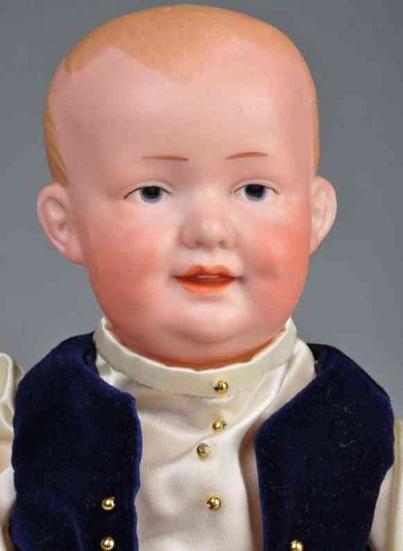 Marseille Armand 560 A1M Character bisque socket child doll