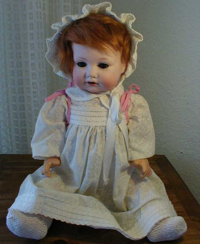 Marseille Armand 971 A4M 267/1 Character baby doll