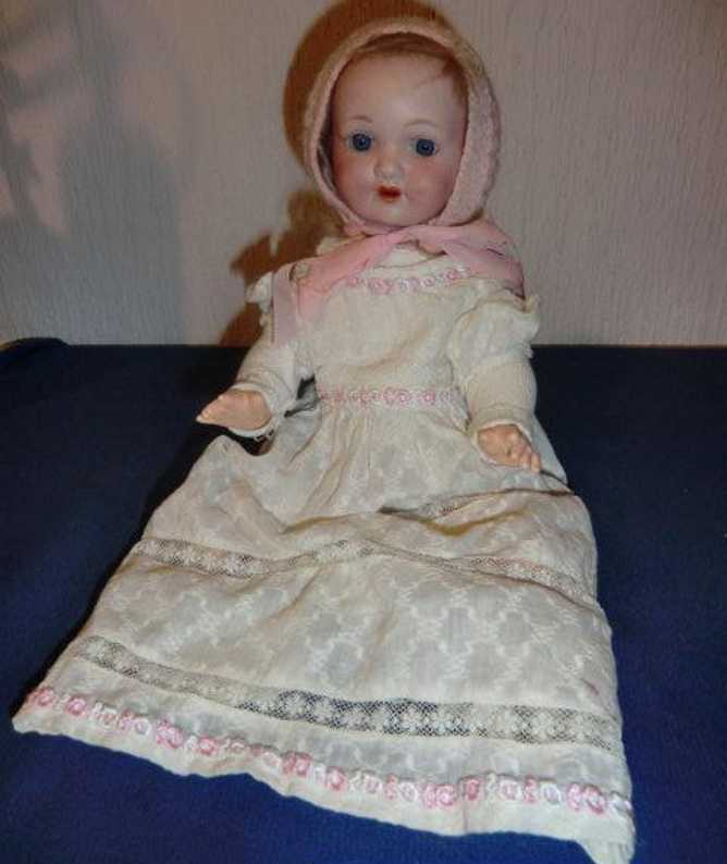 marseille armand 985 2/0 dolls china doll, neck brand: germany 985 a. 2/0 m, painted lashes