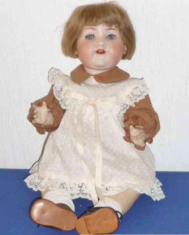 Marseille Armand 990 A10M Porcelain doll