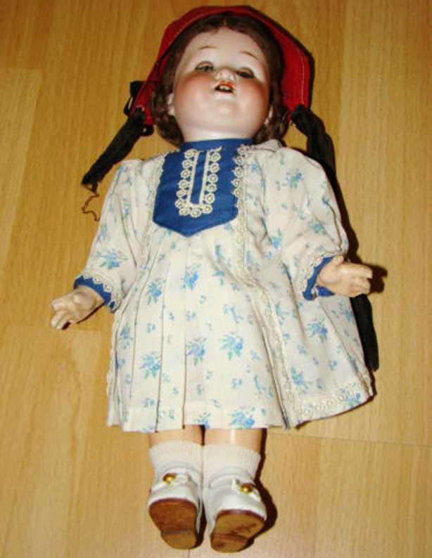 Marseille Armand 990 A3/0M Hanna porcelain socket head doll