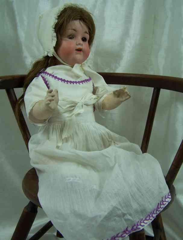 Marseille Armand 990 A7M Porcelain head doll