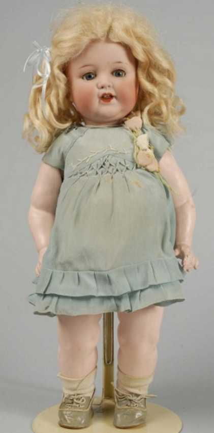 Marseille Armand 996 Bisque socket head doll