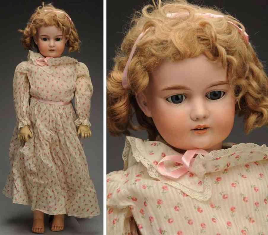 marseille armand a 13 m bisque socket head child doll