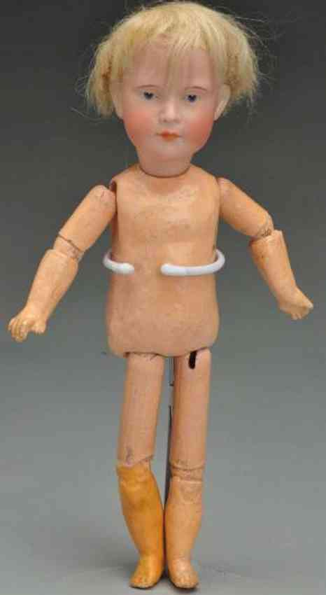 marseille armand a2m bisque socket head character doll