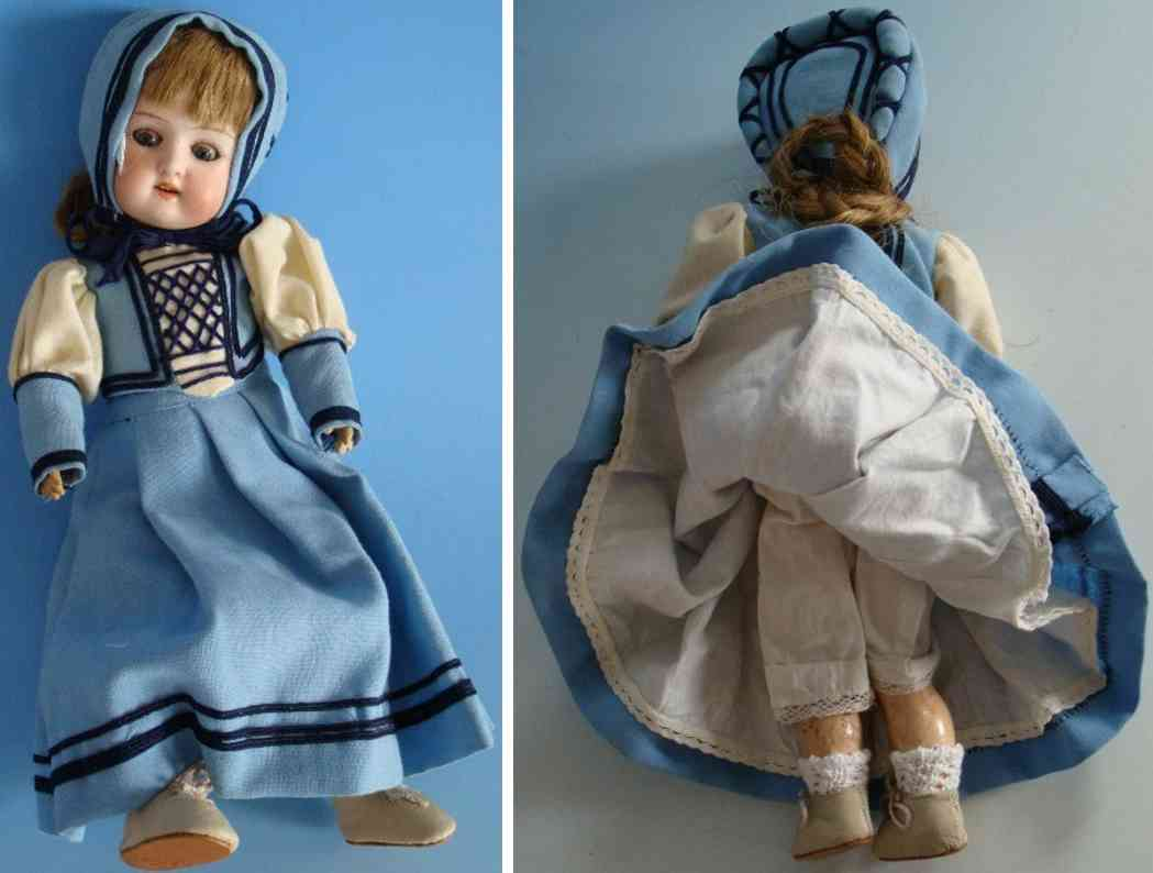 marseille armand a 4/0 m porcelain head doll