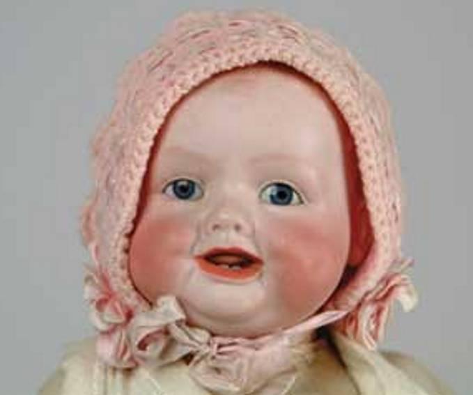 averill manufacturing company 7005/365 2/0  bonnie babe doll