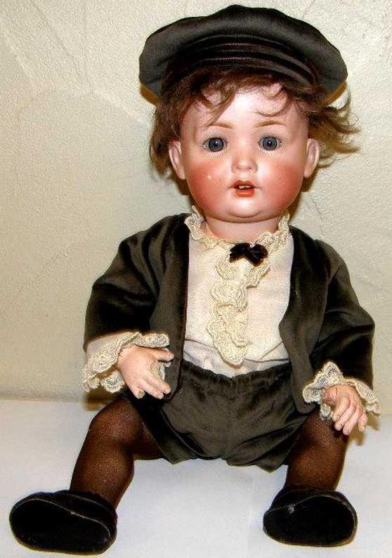 Bahr & Proeschild 585 7 Chacracter child doll