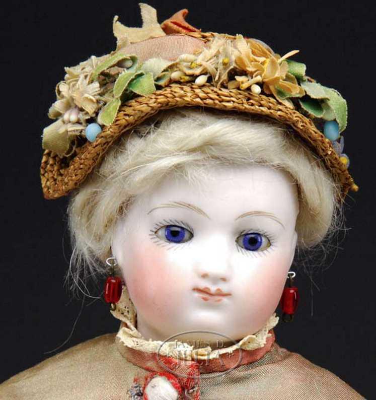 barrois e epeose 2  b poupee doll swivel neck