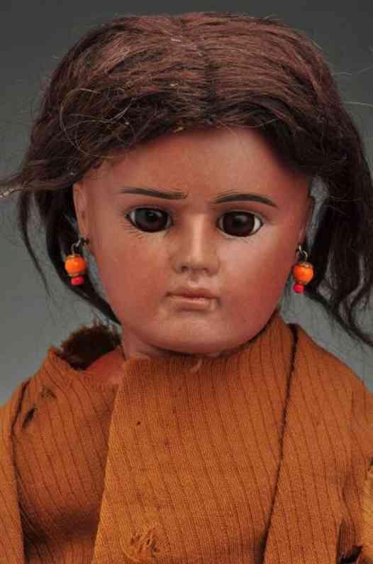 Belton 244 Puppe Amerikanischer Eingeborener