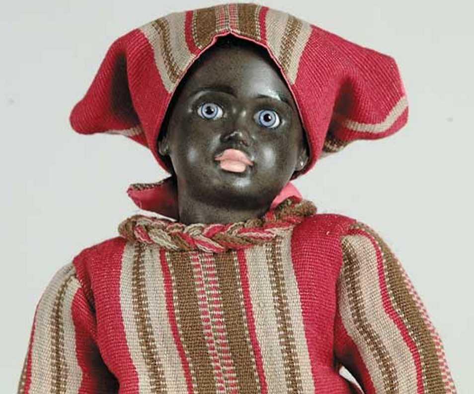 Belton Schwarze Puppe