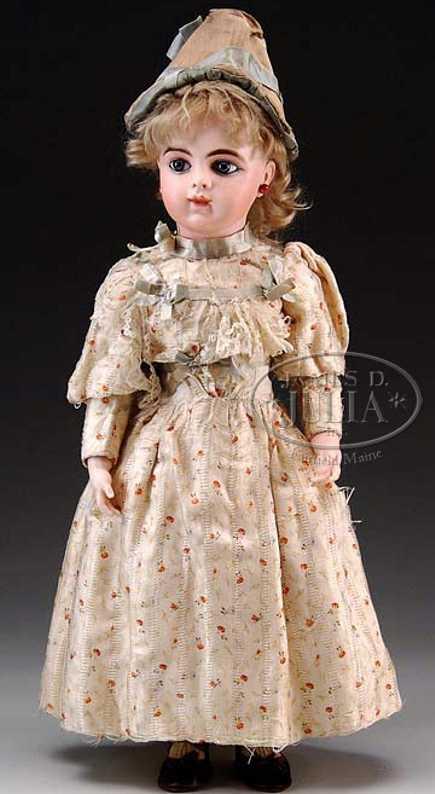 Bru, Jne & Cie 10 Puppe