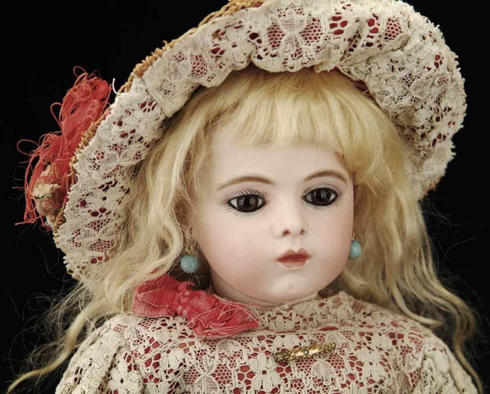 Bru, Jne & Cie 6 Doll Original Bru