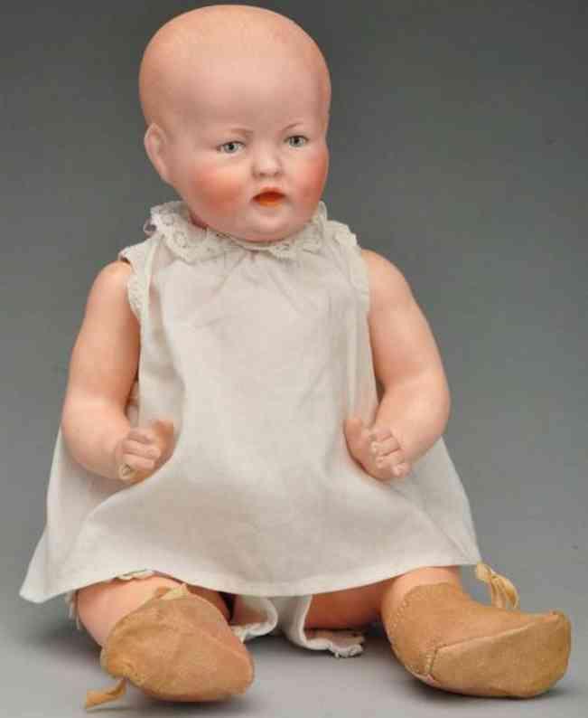 Catterfelder Puppenfabrik 20128 Charakter Babypuppe