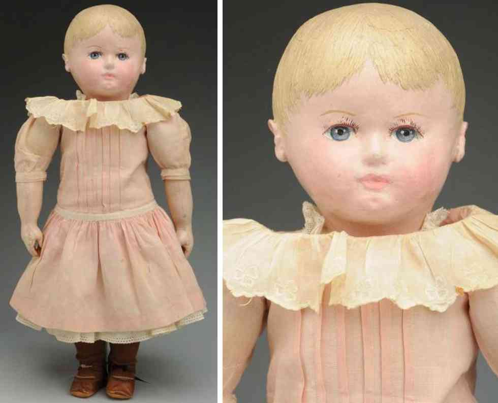 chase martha jenks child doll girl all cloth