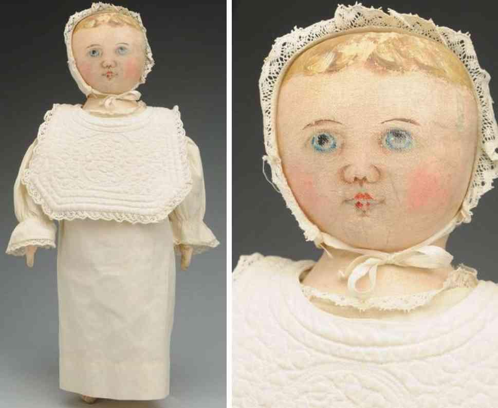 columbian dolls adams sisters cloth doll