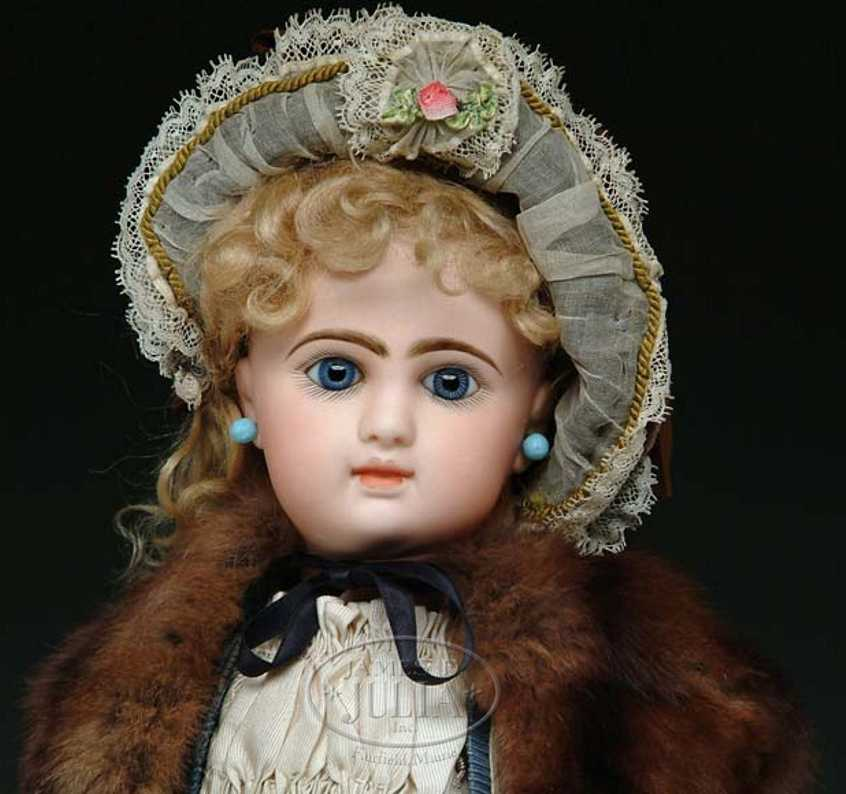 denamur etienne eod e6d baby  bebe doll
