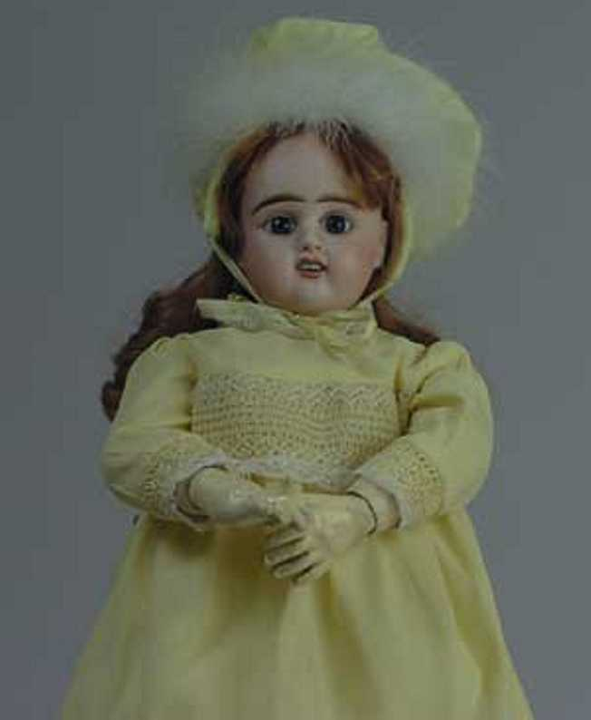 denamur etienne eod ezd  french doll