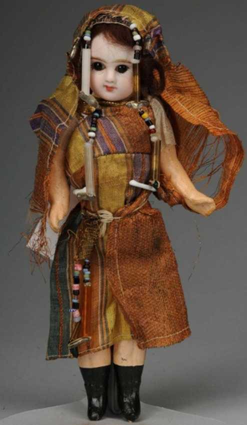 denamur etienne eod bisque socket head doll