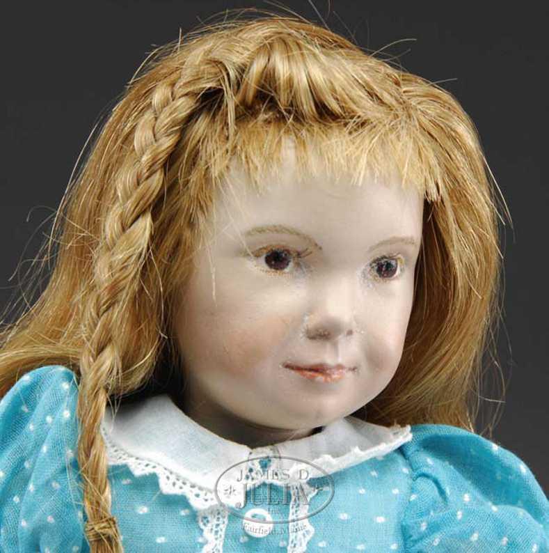 Dewees Cochran Ella 63 Portrait doll