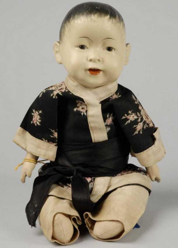 Effanbee 243 Orientalische Babypuppe