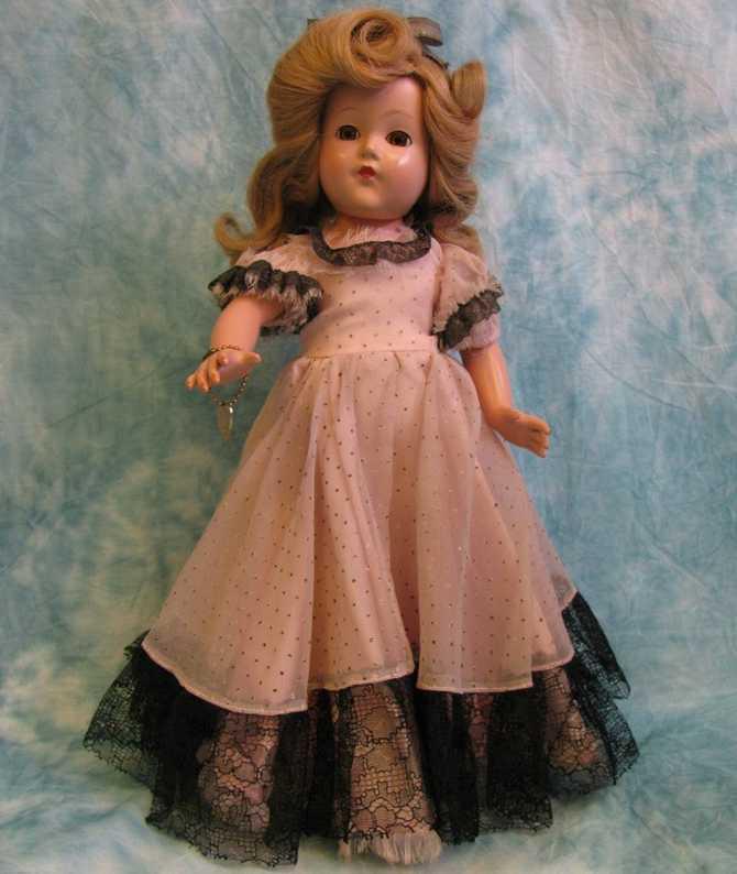 Effanbee ANNE SHIRLEY Doll Little Lady