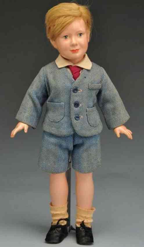Effanbee Dewees chochran boy doll all composition