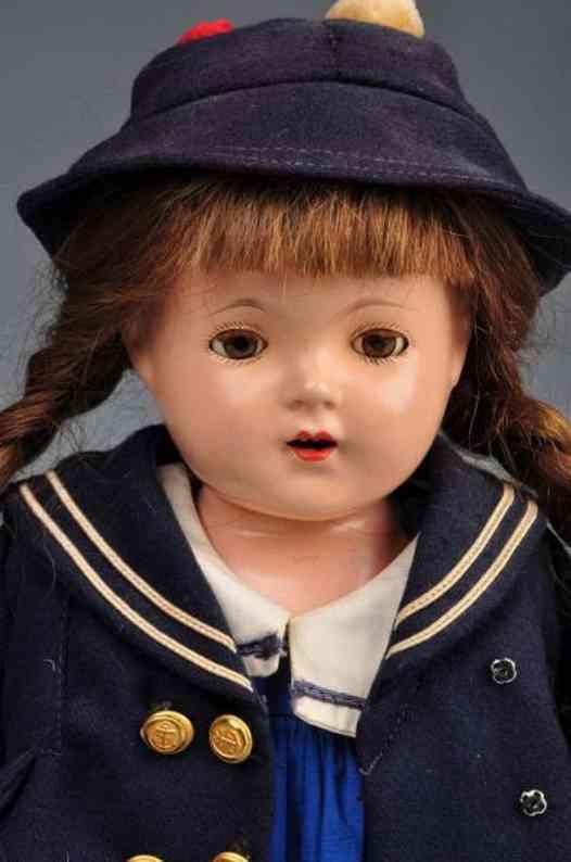 Effanbee Marilee Puppe aus Masse