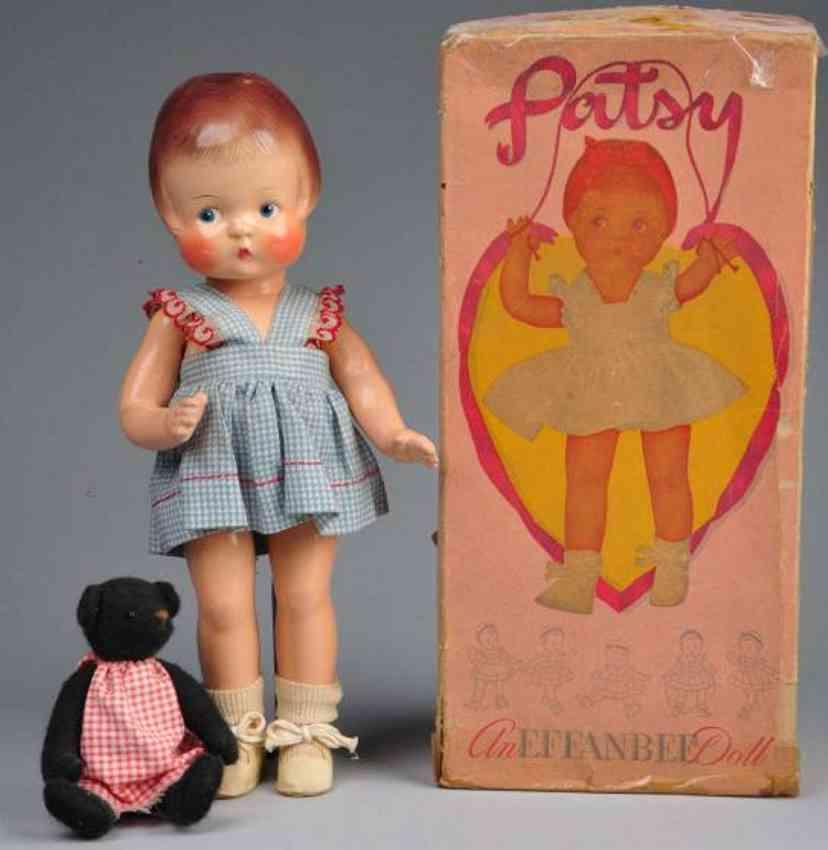 Effanbee Patsy Puppe aus Masse