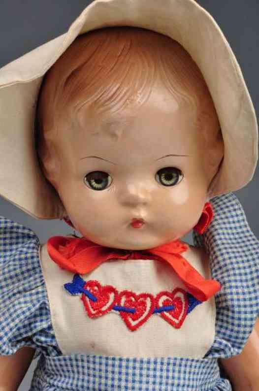 Effanbee Patsy Joan Puppe aus Masse