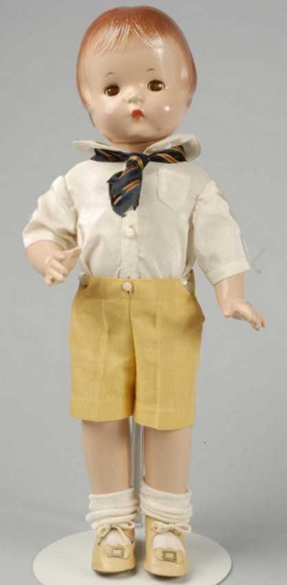 Effanbee Puppe Patsy Ann Zwillingsbruder