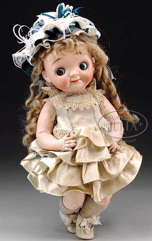 Einco 8 Doll Googly