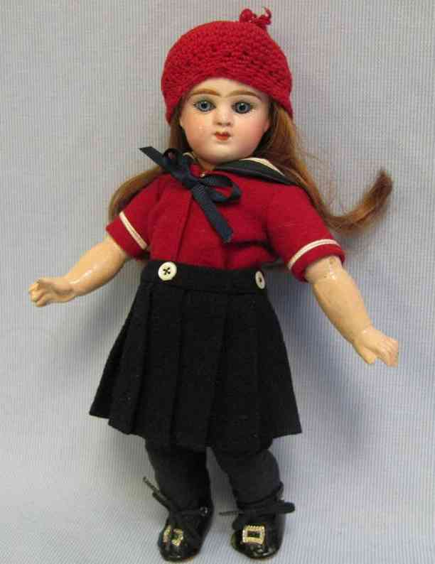 fleischmann & blodel e4d darling with bisque head doll