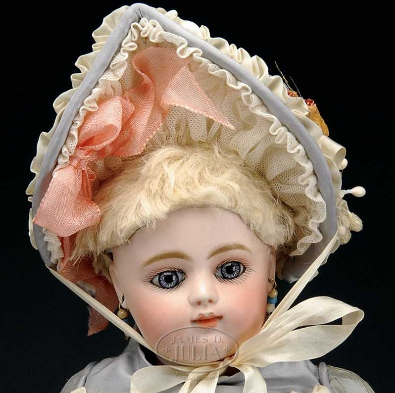 gaultier fg 6 bisque baby bebe doll