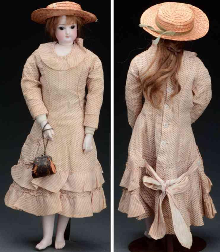 gesland eugène 4 french fashion doll bisquit swivel head