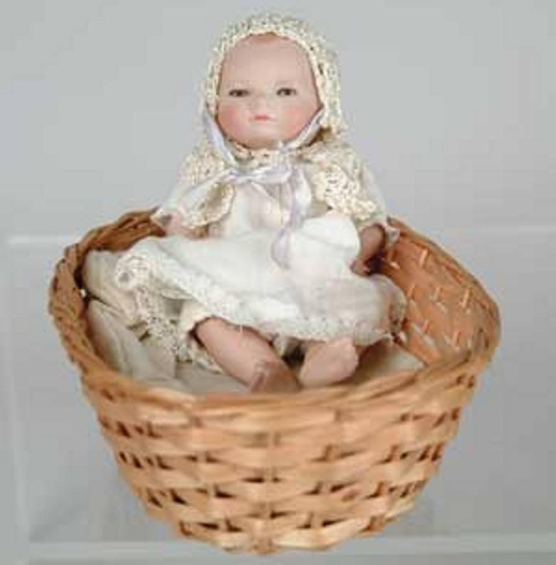 grace storey putnam 15  bye-lo baby porzellan