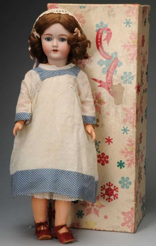 handwerck heinrich 69-2x bisque head doll