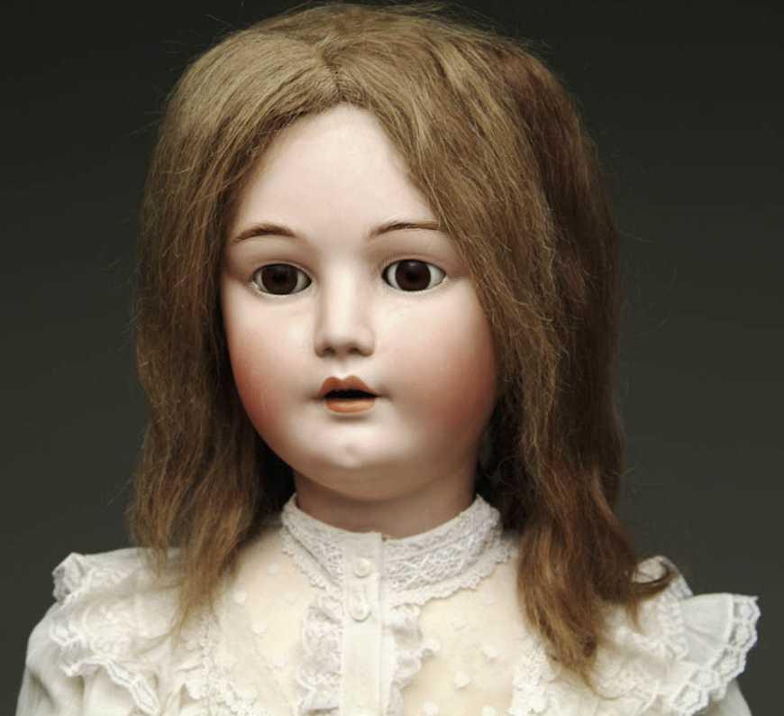 Handwerck Heinrich 9 Puppe