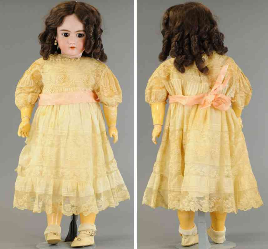 handwerck heinrich child doll n99 dep germany