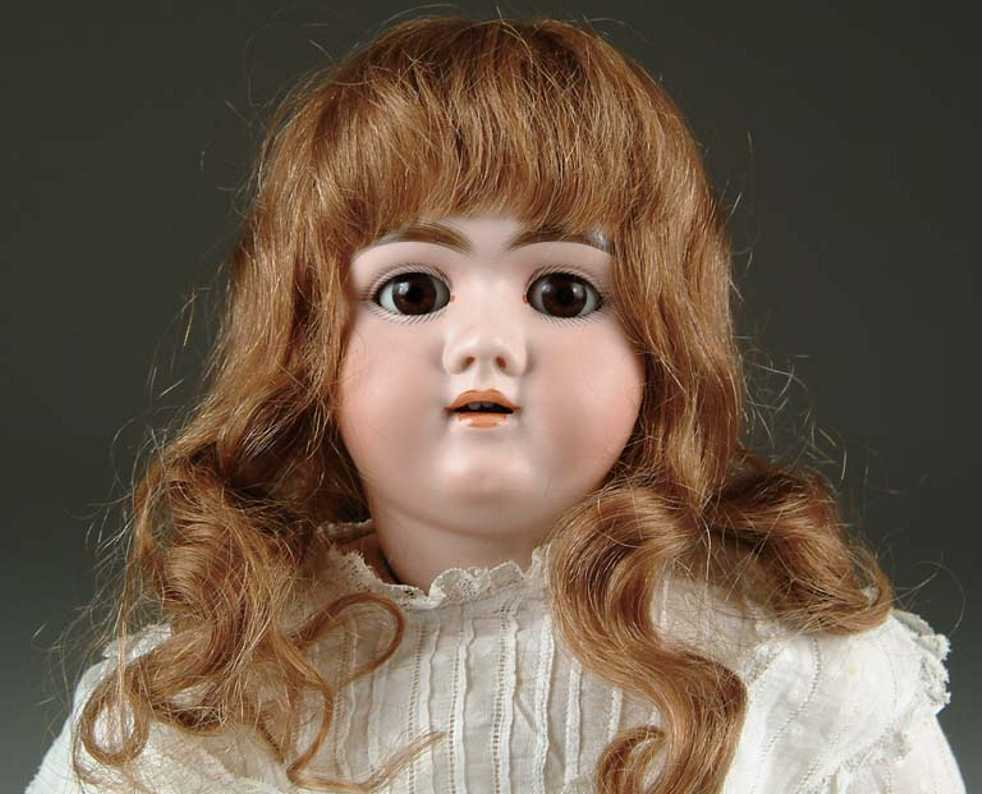 handwerck heinrich 99 open mouthed child girl doll