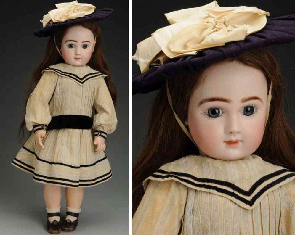 henri alexandre 96 bisque socket head phenix bebe baby doll