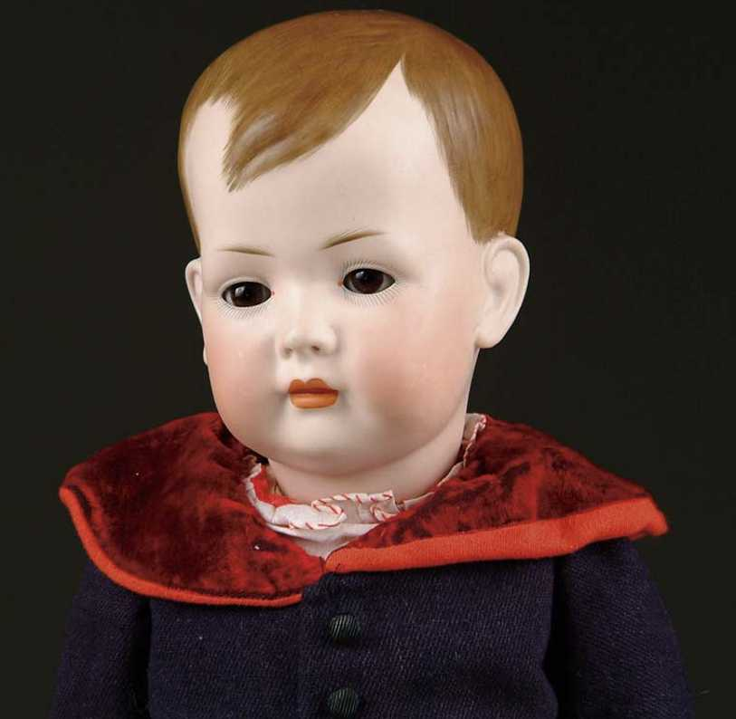 Hertel, Schwab & C0. 10 Puppe Tommy Tucker