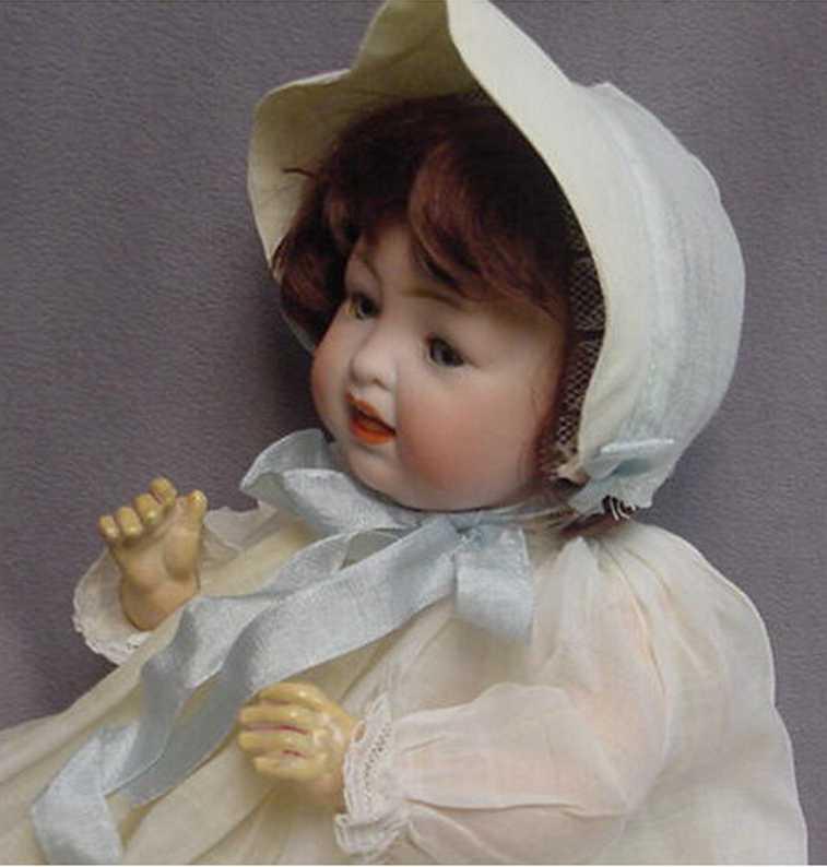 Hertel, Schwab & C0. 152 1 Puppe Charakterbaby