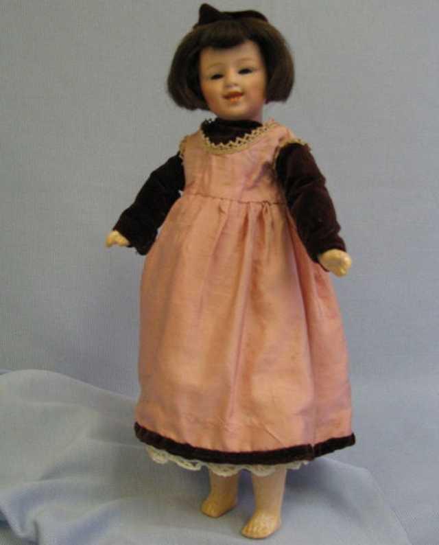 Heubach Gebr. 6971 1 78 Character doll