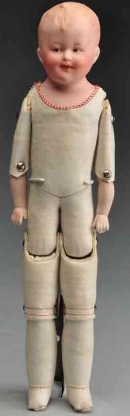 heubach gebr 7243 bisque shoulder head character doll